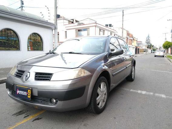 Renault Megane Ii Dinamic 2.0 Mt Full Equipo