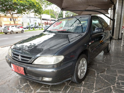Citroën Xsara 2.0 I Vts 16v Gasolina 2p Manual