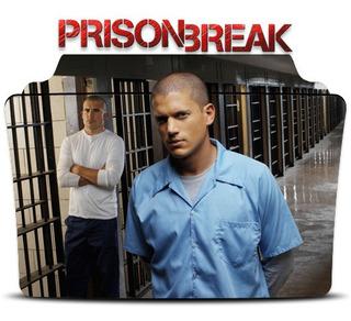Prison Break Serie Completa 1080p Fullhd Digital