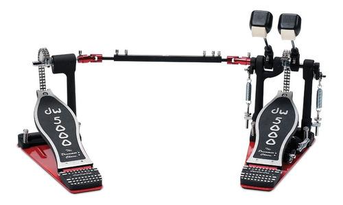 Pedal Doble De Bombo Dw Cp5002td4 Turbo