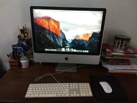 iMac 24 Polegadas - 4 Gb Ram - 240 Gb Ssd (leia Anúncio)