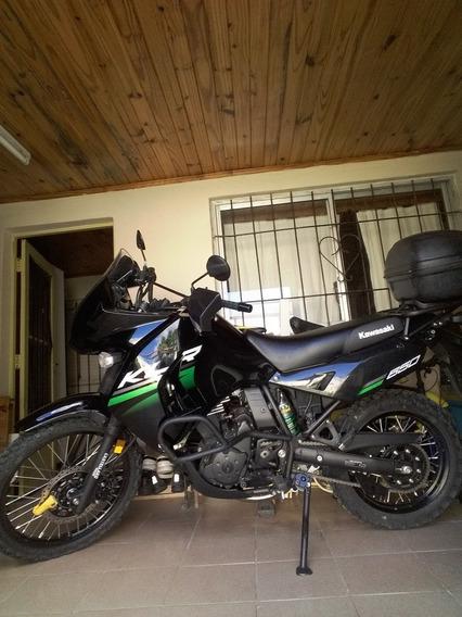 Kawasaki Klr 650 Equipada