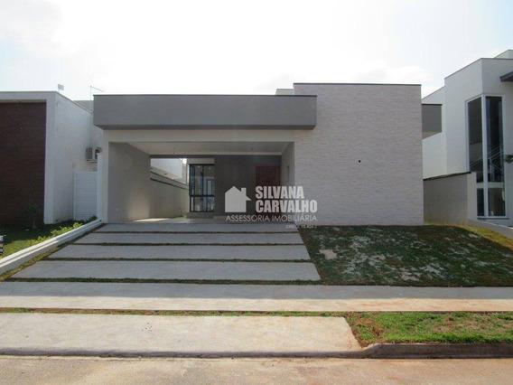 Casa À Venda No Residencial Central Parque Em Salto/sp - Ca7417