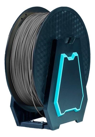Filamento 3d Rise Pla 1,75mm Prata 1kg