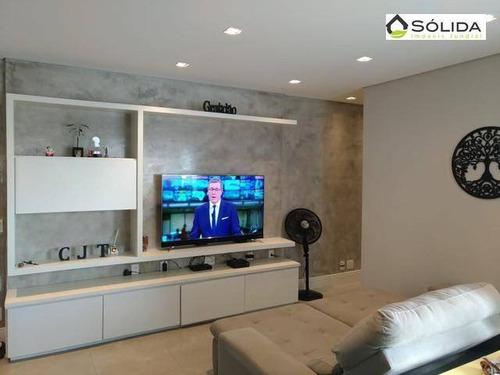 Excelente Apartamento A Venda No Condominio Naturale Em Jundiai Sp. - Ap1130