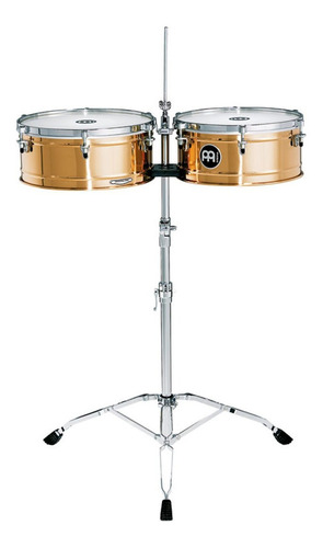 Meinl Timbales Meinl Serie Profesional 14'' 15''
