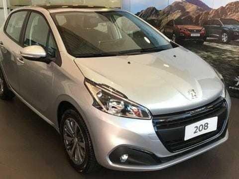 Peugeot 208 1.6 16v Griffe Flex Aut. 5p 2020