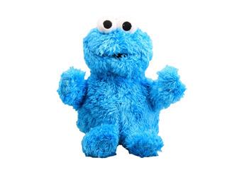 Nuevo Peluche Monstruo Come Galletas Cookie Plaza Sésamo Mup