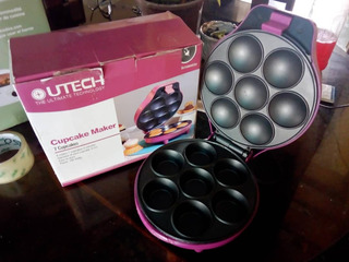 Tostador Cupcake Maker Ponquesera