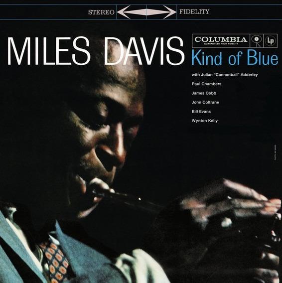 Miles Davis Kind Of Blue Vinilo Lp Nuevo Importado