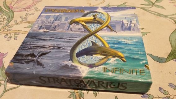 Cd Stratovarius Infinite Box Set + Bonus