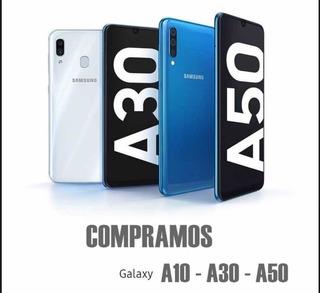 Compramos Samsung A30 A50 A70 A80 Com Tela Quebrada