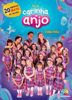 Carinha De Anjo Vídeo Hits - Dvd Infantil