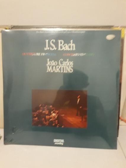 Lp (novo) João Carlos Martins Bach.