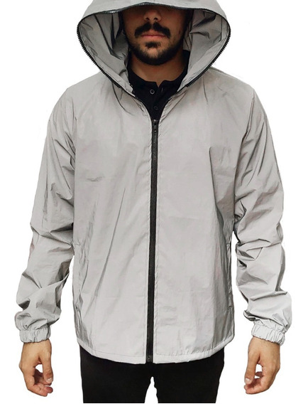 Corta Vento Refletiva Hype Windbreaker Original By Trust