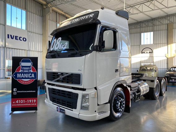Volvo Globetrotter Fh 440 6x2 2008