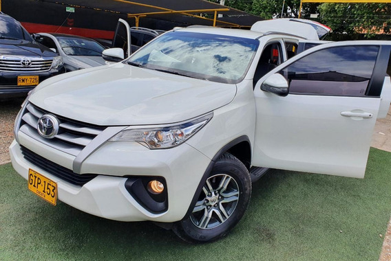 Toyota Fortuner Sw4 4x2 At 2019 Diesel 2.4cc