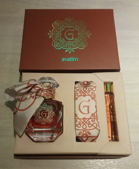 Gigi De Avatim Coffret Perfume
