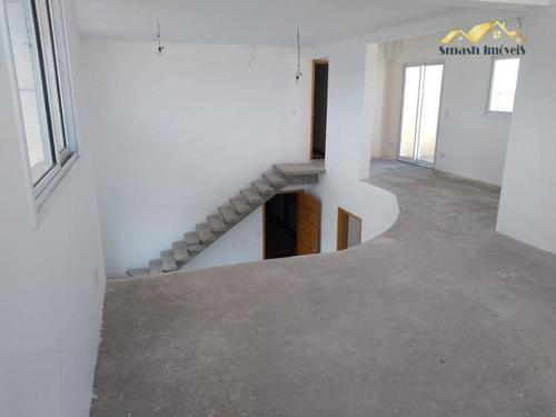 Imagem 1 de 9 de Apartamento Duplex Alto Padrão - Ad0004