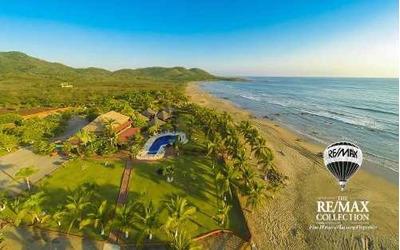 Hotel De Playa Y Terreno En Venta Cerca De Ixtapa Zihuatanejo