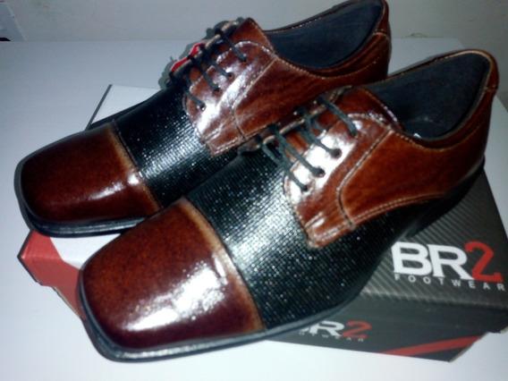 Sapato Social Masculino Br2 Footwear
