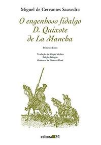 O Engenhoso Fidalgo D. Quixote De La Mancha - Ed. Bilíngue