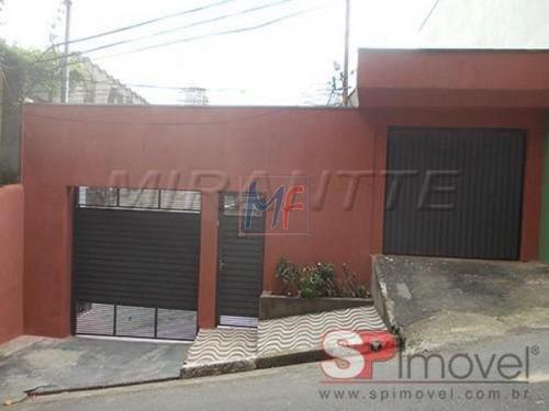 Imagem 1 de 7 de Id 5646 - Duas Casas No Mesmo Terreno Com 8 Vgs, Piscina, Churrasqueira Santana - 5646
