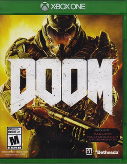 Doom Xbox One Juego Nuevo En Karzov