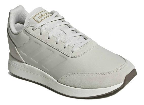 Zapatillas adidas Moda Run70s Beige De Hombre Cuero Gamuza
