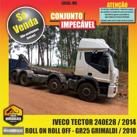 Tector 240e28 / 2014 - Roll On Roll Off Gr25 Grimaldi / 2018