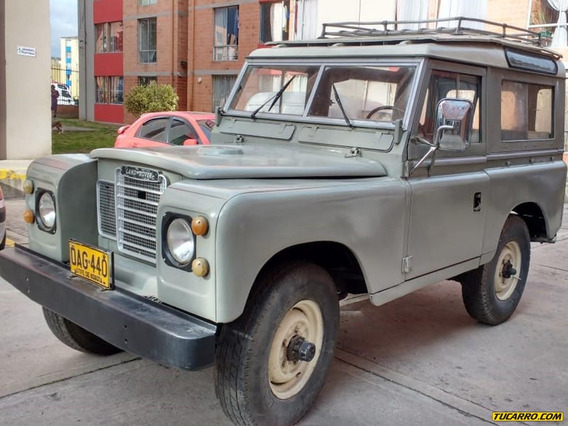 Land Rover Santana Mt 2280