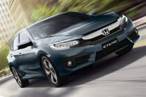 Honda Civic 2.0 16v Flexone Ex 4p Cvt 2020/2021