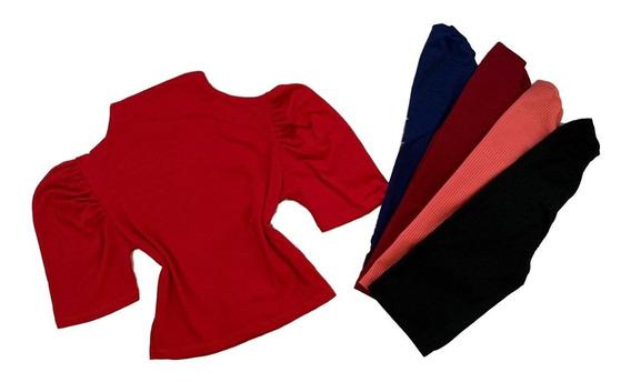 T-shirts/ Kit 10 Peças/ Ana Jaya.