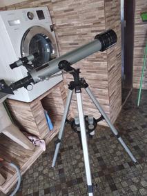 Telescópio Astonômico 600mm X 60mm + Lentes, Semi Novo