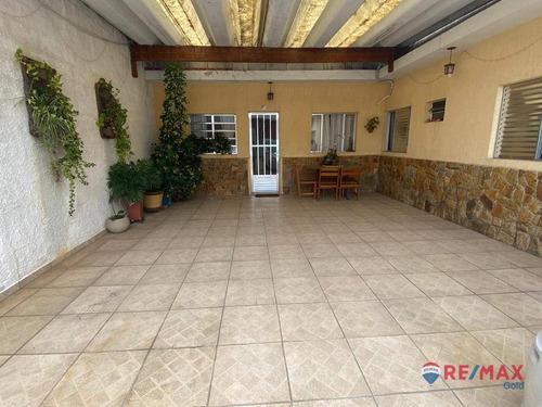 Imagem 1 de 30 de Casa Com 3 Dormitórios À Venda, 125 M² Por R$ 580.000,00 - Vila Dos Remédios - São Paulo/sp - Ca2134