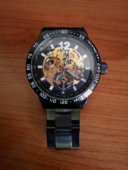 Reloj De Pulsera Skeleton 42273
