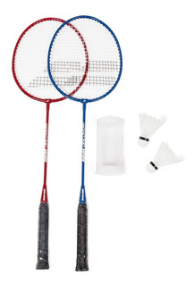 Kit Badminton Babolat Leisure - Com 2 Raquetes