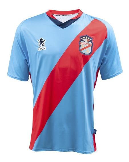 Camiseta Arsenal De Sarandi Titular Nuevo Modelo 2018/19