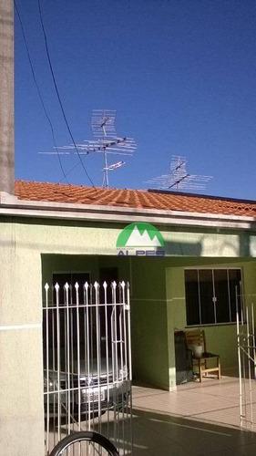 Imagem 1 de 20 de Casa Com 3 Dormitórios À Venda, 110 M² Por R$ 389.000,00 - Xaxim - Curitiba/pr - Ca0268