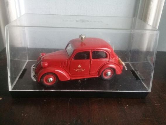 Miniatura Fiat 1100e Fourgon Fire Van Brumm