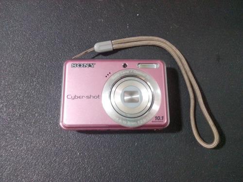 Câmera Digital Sony Dsc-s930 10.1 Megapixel (s/ Bateria)