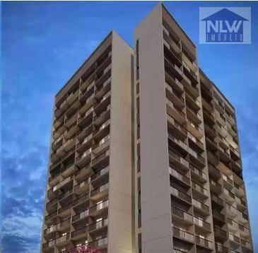 Apartamento Com 1 Dormitório À Venda, 26 M² Por R$ 205.507,00 - Vila Mariana - São Paulo/sp - Ap2133
