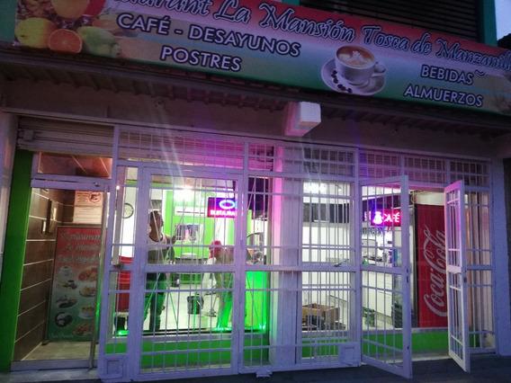 Restaurante En Venta Av Ppal Con Todo Incluido
