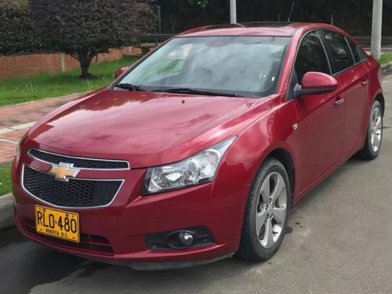 Chevrolet Cruze Platinum 2012