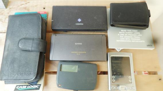 Lote Casio Agendas - Palm Para Repuestos