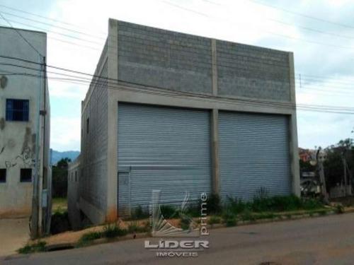 Galpão 600 M² São Lourenço Bragança Paulista - Nt1368-2