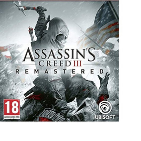Assassins Creed Iii Remastered-pc-dvd(midia Fisica)