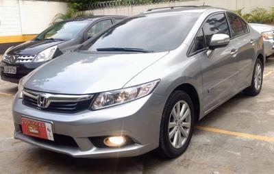 Honda Civic Lxr Automatica 2014
