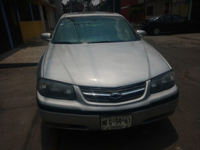 Chevrolet Impala 3.5 Ls Piel A.i. Abs Cd Qc At 2001