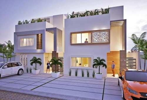 Casa 3 Recámaras En El Encuentro Playa Del Carmen P2822